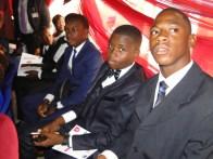 Members of the 2016 graduating class