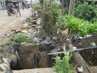 The sorry state of Itunmoja/Onisigida/Sabo canal.