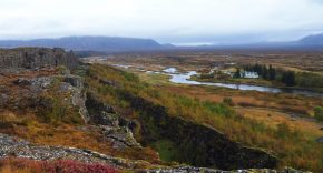 Photo of Icelandic scenery