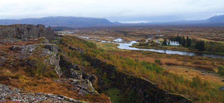 Photo of Icelandic scenery