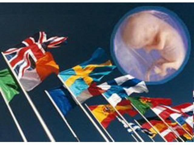 Países de Europa con mayor tasa de aborto en el mundo