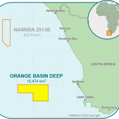 Diagram Of An Orange Simple House Wiring South Africa Basin Deep Impact Oil Gas The Application Area Is Located Along And Beyond Ocean Continental Boundary Which Forms Western Margin River
