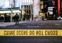 tiroteo en Nueva York