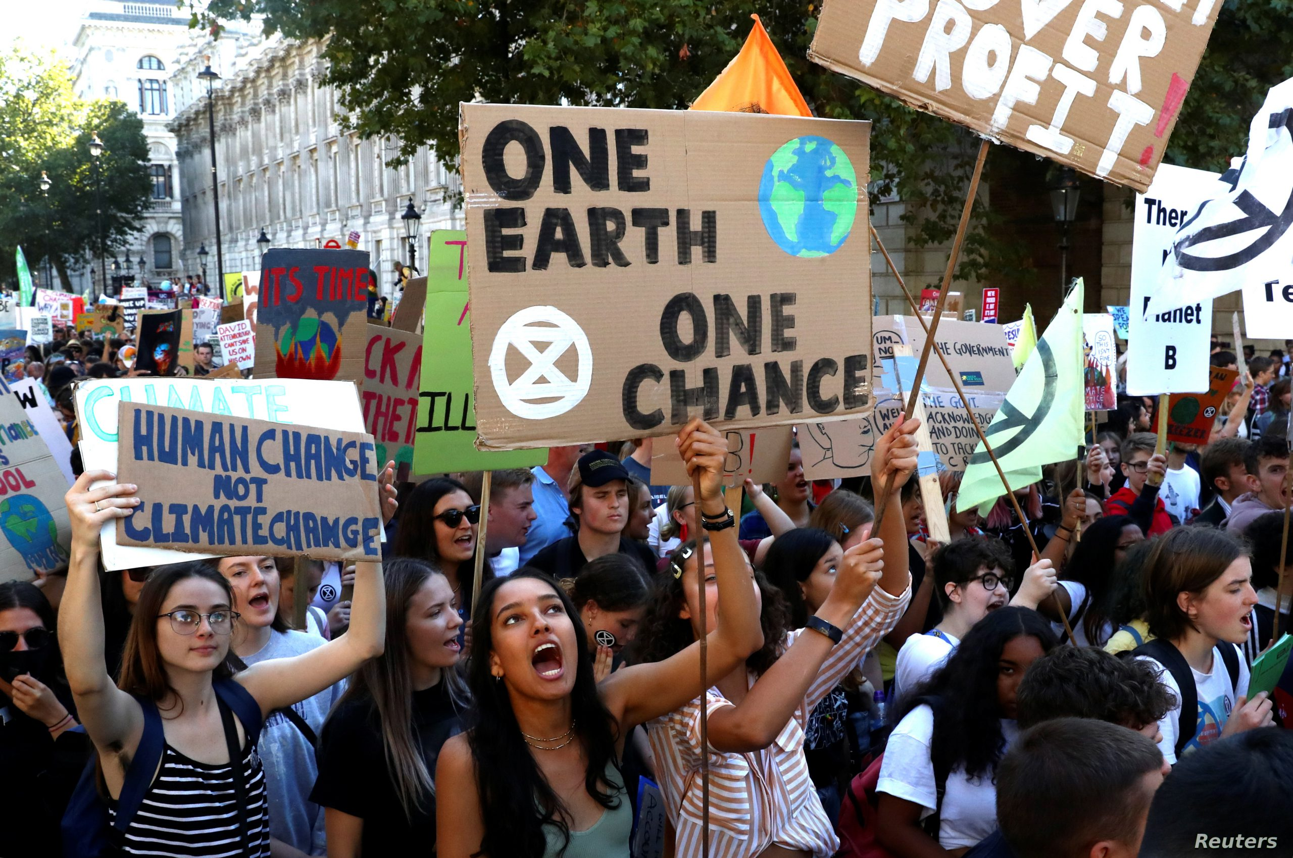 The Climate Change Action Series