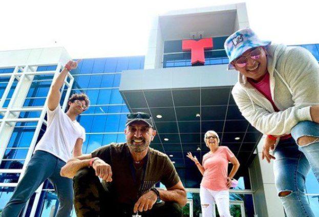 Los Drija cumplen su sueño y llegan a Telemundo - Impacto Venezuela