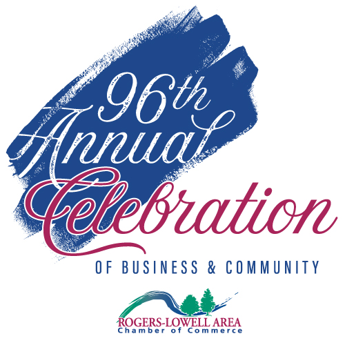 Rogers-Lowell Area Chamber of Commerce Announces Annual Awards Winners