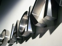 Metal Letters For Outside | Wall Plate Design Ideas