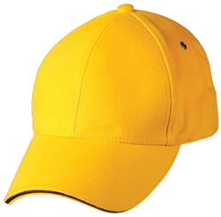 Impact Teamwear - Sandwich Peak Cap