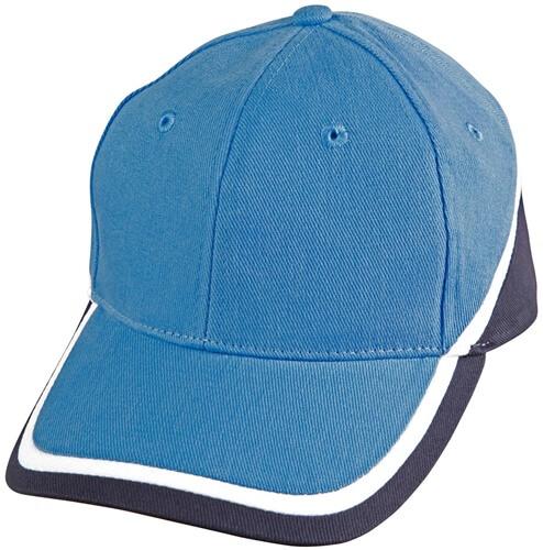 Impact Teamwear - Tri Contrast Colours Cap