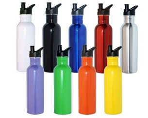Impact Teamwear - Stainless Steel Drink Bottles