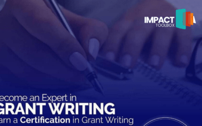 Grant Writing & Other Fundraising Strategies