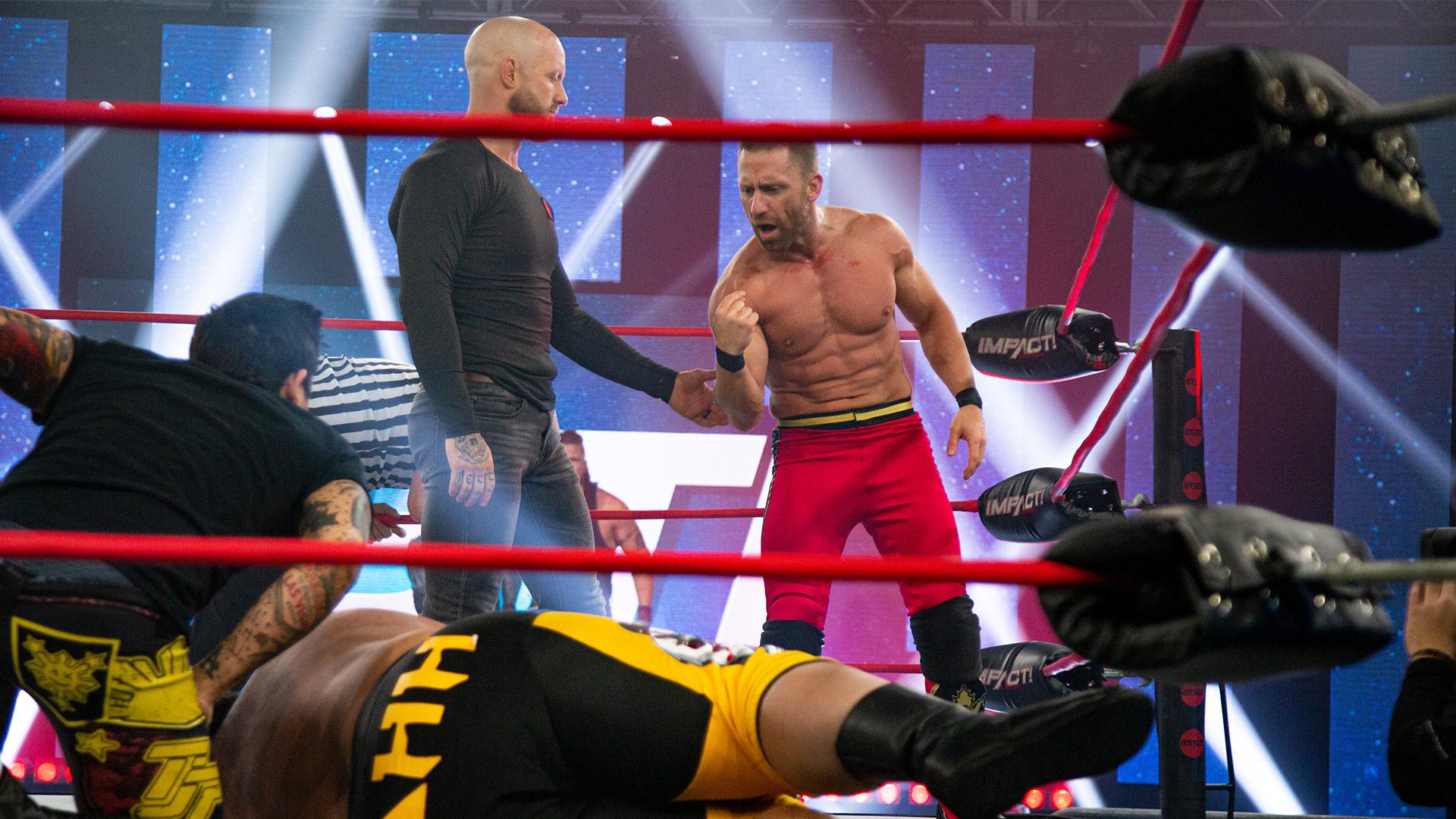 Josh Alexander Ensures Victory for Petey Williams on BTI – IMPACT Wrestling