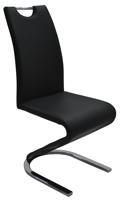 MF-4917 fémvázas, kárpitozott szék