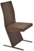 MF-5304 fémvázas, kárpitozott szék