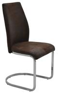 MF-6287 fémvázas, kárpitozott szék