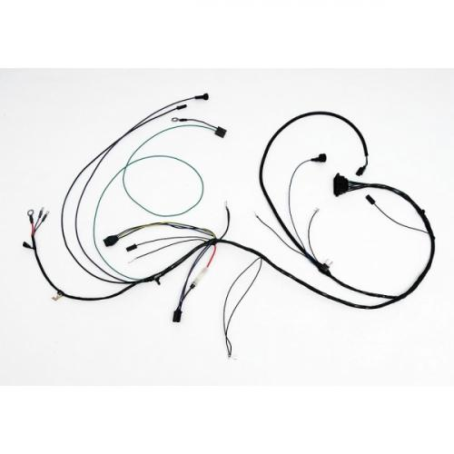 Full Size Chevy Engine Wiring Harness, V8 409ci, With
