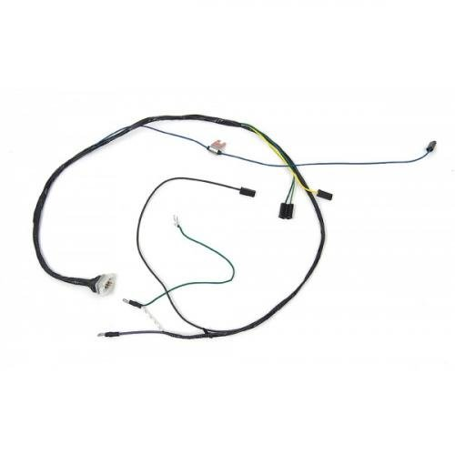 Full Size Chevy Engine & Starter Wiring Harness, 6