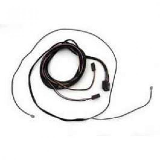 Full Size Chevy Stereo Speaker Wiring Harness, Front