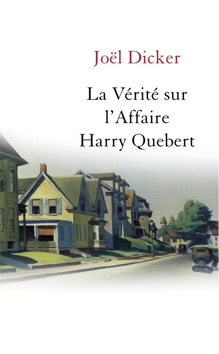 La Verite Sur L Affaire Harry Quebert Fin : verite, affaire, harry, quebert, Vérité, L'Affaire, Harry, Quebert..., Imparfaites
