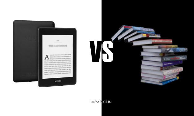 Kindle Vs Paperback: Which Is Better In 2021?