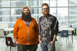 Modest.com Co-Founders -Dylan Richard and Harper Reed