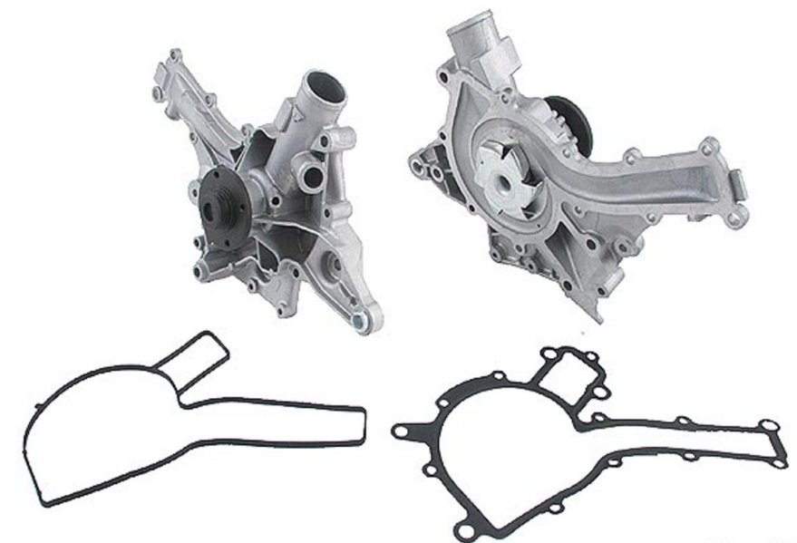 WATER PUMP MERCEDES BENZ 163 CHASSIS 1998-2005