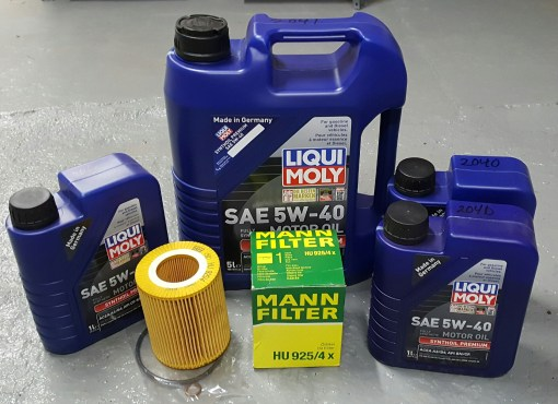 OIL CHANGE PACKAGES