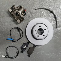 REAR BRAKES 140 CHASSIS 1992-2000