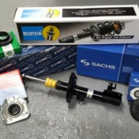 SHOCKS, STRUTS, MOUNTS, SPRINGS GOLF, JETTA 1999-2006