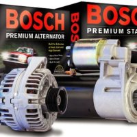 BOSCH REMANUFACTURED ALTERNATORS AND STARTERS 850