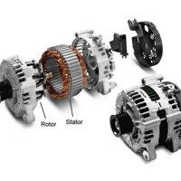BOSCH REMANUFACTURED ALTERNATORS VOLVO XC90 2003-2014