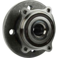 FRONT WHEEL HUB W/BEARING MINI COOPER 06-15