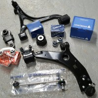 STEERING AND SUSPENSION 211 CHASSIS 2003-2009