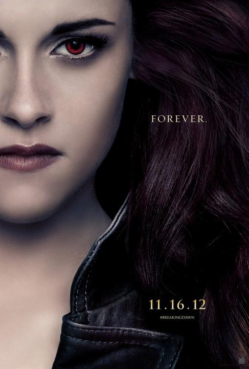 The Twilight Saga: Breaking Dawn - Part 2 Movie Poster