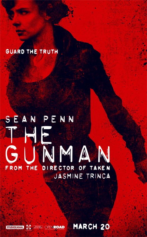 The Gunman Movie Poster 5 of 6  IMP Awards