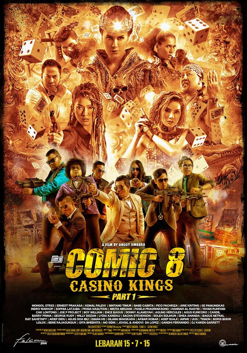 Nonton Online Comic 8 Casino Kings Part 2 Full Movie : nonton, online, comic, casino, kings, movie, Comic, Movie, Belajar