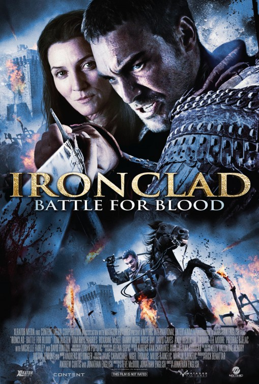 Ironclad: Battle for Blood Movie Poster