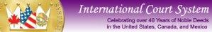 International Court System Logo