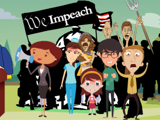 We Impeach Trump Protest