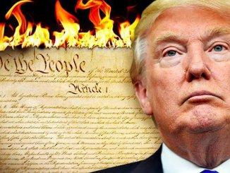 trump constitutional violations