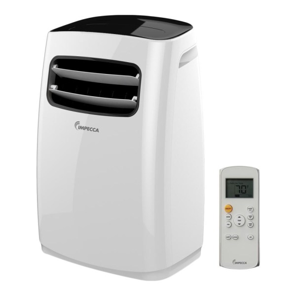 000 Btu 3-in-1 Portable Air Conditioner Cool-fan-dehumidify