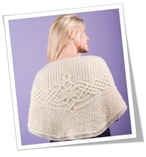 Margaree Harbour Shawl pattern
