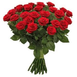 Bouquet trentasei rose rosse