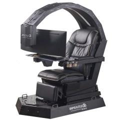 Imperator Works Gaming Chair Back Comfort Chairs Imperatorworks Work Hard Play Longer Enjoy Image