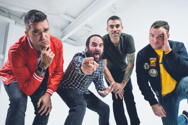 "new found glory, ""the sound of two voices"" {video}"