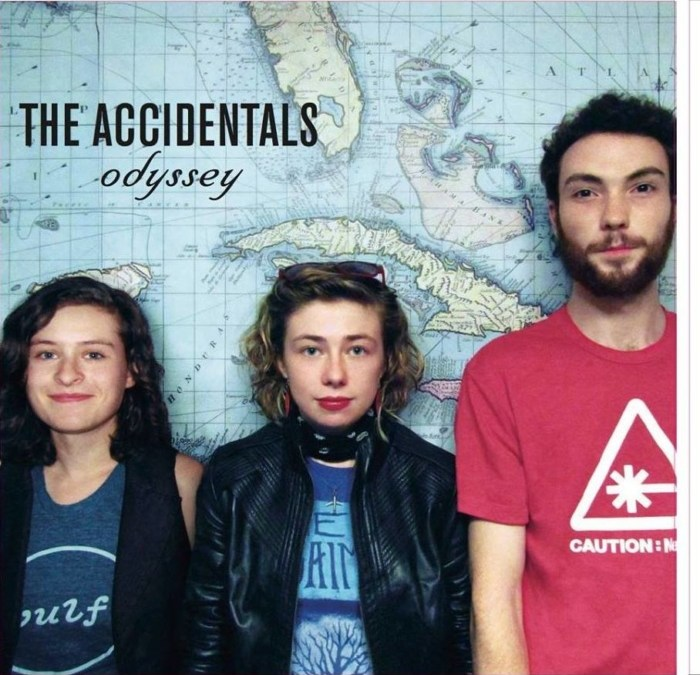 "the accidentals, ""odyssey"""