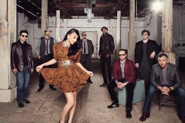 "ruby velle and the soulphonics, ""call out my name"""