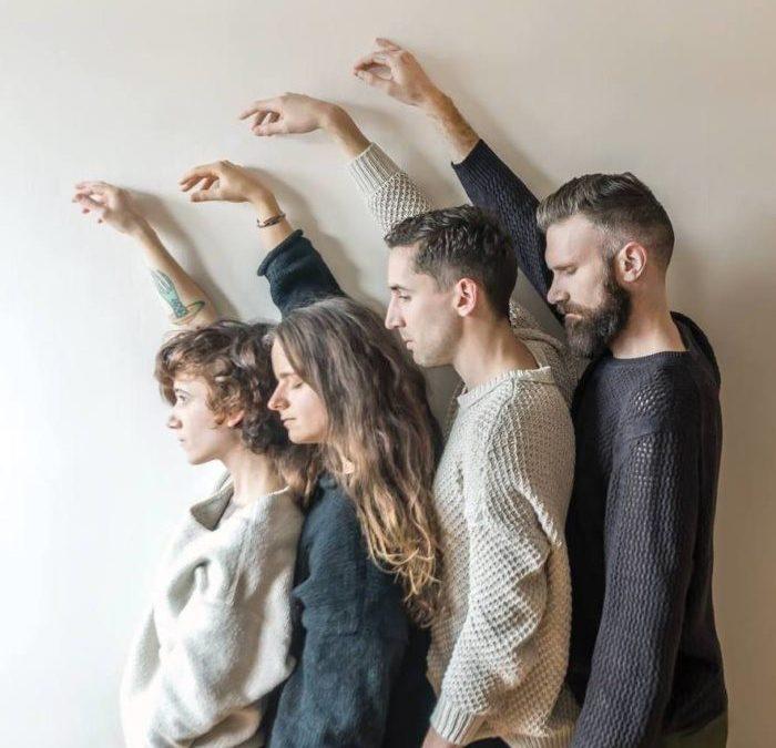 tenderfoot breaks open a new album