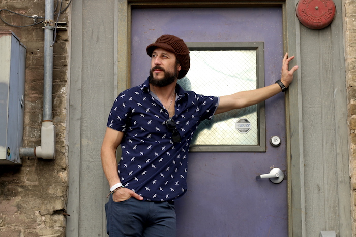 david rosales talks new album, creates peace at sxsw