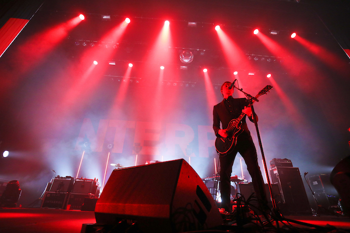 interpol + foals @ the midland